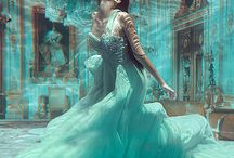 Underwater / by Jamison Jewell