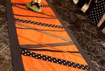 Halloween table runners / by Ronda Frederick