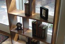 Bookcase  / by Jenelle Grosser