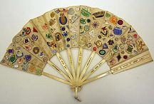 Collectibles: Exquisite Fans / by Royce Becker