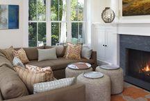 Living Room / by Elaine Calvert