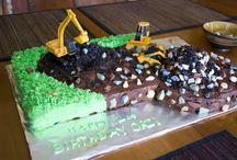 Cakes!!! / by Tiffani Holder