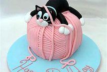 Birthday cake / by Natalia Ferapontova