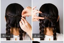 Hair IDEAS / by Mandy Wiseman