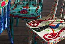 Painted furniture and more / by Donna McClain