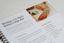 Cookbook layouts / by Gerdur Jonsdottir