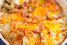 Recipes--Potatoes / by Sherry Crites