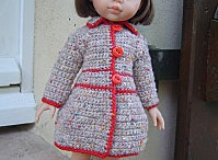 crochet / knit american doll clothes / by Marie Sacco