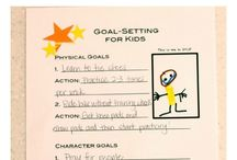 Girly Goal Setting / by Tiana Gustafson
