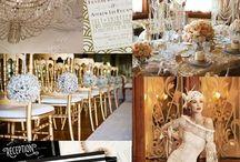 Vintage Glam Wedding / by Nicole Kosciuk
