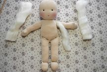 Dolls / Handmade dolls / by Kate O'Sullivan
