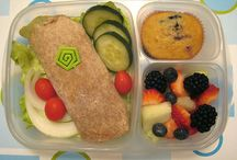 Brown Bag Lunches aren't just for Kids! / Healthy, easy ideas for taking your lunch to work. / by Living Well FDL