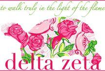 Delta Zeta / by Leeann Morrissey