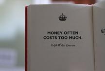 Money / by Adrian Liem Soewono