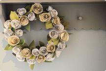 Wreaths / by Amy Nixon