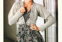 Crochet: Woman Clothing / by Patti Stuart