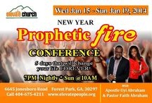 Dr Faith events  / Events Dr Faith will be speaking at throughout the year  / by Dr Faith Abraham