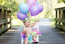 Birthday parties  / by BobbiAnn Koenig