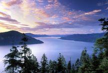 Idaho / Beautiful scenery of Idaho / by Ash :)