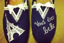 Shoes! / by Chantel Greenleaf