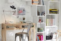 Shelving Options / by Cindy Moore
