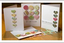 Cards Paper Crafts / by LynnDee Sutherland