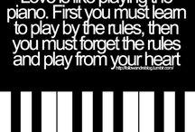 piano education / by Katrina Hunter Palsky
