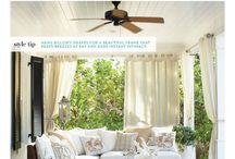 Outdoor Living / by Beth Center (Slice of Southern)