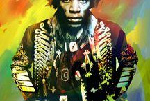 Artists We Love: Jimi Hendrix / by POPmarket Music