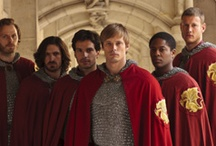 Merlin :D (The Best Show Ever!!!!!!!) / by Rebekah Hire