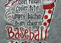 baseball/softball mom / by Christina Dominguez
