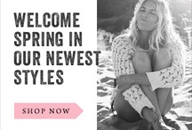 Quiksilver Women's Spring 2013 Collection. / Welcome to the Quiksilver Women's Spring 2013 Collection. Perfect patterns, the softest yarns and more- welcome spring in our newest styles.   / by Quiksilver Women