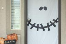 Spooky  / by Whitney Williamson Ferron