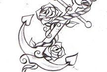 Tattoos / by Toni Schavone
