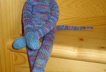 Crochet & Knitting / by Hilde Raknes