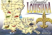 Ma belle Louisiane / by Missy Law