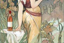 Color: Arts & Crafts / Art Nouveau / by Carol Simmons