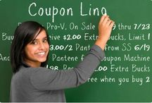 Couponing / by Susana Ponce