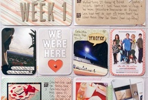 near & dear paper goods / photographs albums storytelling heirlooms memories scrapbooks project life  / by Lauren Parnell