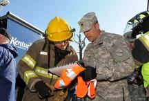 Tornado Response / 2012 Spring Tornado Response photos / by National Guard