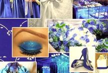 azul / by Yolanda Rosado