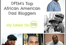 My Brown Bloggers / by Diary of a First Time Mom
