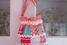 Bags, Totes and more / by Elizabeth de los Reyes