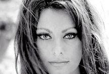 Sophia Loren / by Liana Pinto