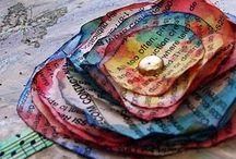 Paper / by Amanda Cacciotti-Blenkhorn