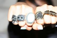 Rings / by Kenia Servin