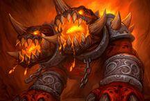 WoW (World of Warcraft) / . / by Jacqui Jellis