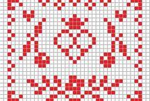 Cross Stitch: Smalls / by Christel Krampitz