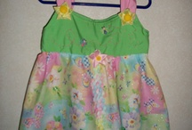 Little Girl Dresses / by Connie Smith