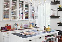 Ideas for my craft room / by Susan Daniels
